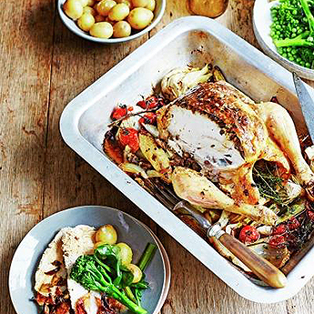 6 comforting meals to tuck into this weekend