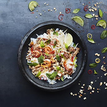 Rustle up pad Thai at the Jamie Oliver Cookery School