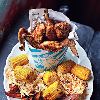 Homemade fried chicken – the ultimate fakeaway!