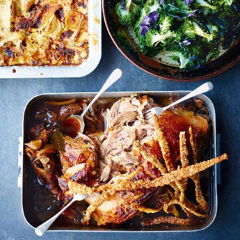 Your Sunday lunch = sorted