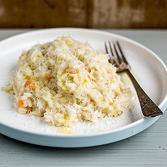 A classic risotto recipe to have up your sleeve