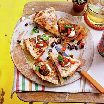 6 dishes for a summer fiesta