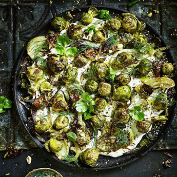 Take your sprouts to a new level this December