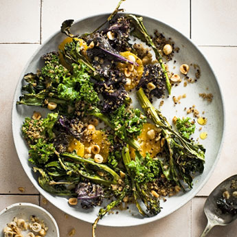 9 winter salads to brighten your day