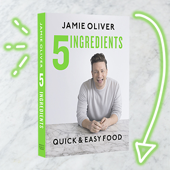Get your copy of 5 Ingredients – Quick & Easy Food
