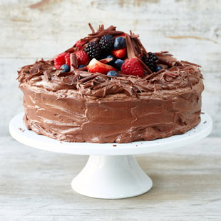 Bake the best ever chocolate cake this weekend