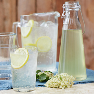 Go elderflower picking & make this awesome cordial