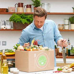 Tasty Jamie recipes & fresh ingredients from HelloFresh