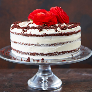Our step-by-step guide to perfect red velvet cake