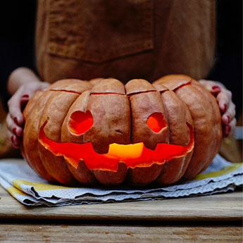 Get creative with our pumpkin carving guide