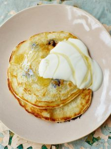 One-cup pancakes