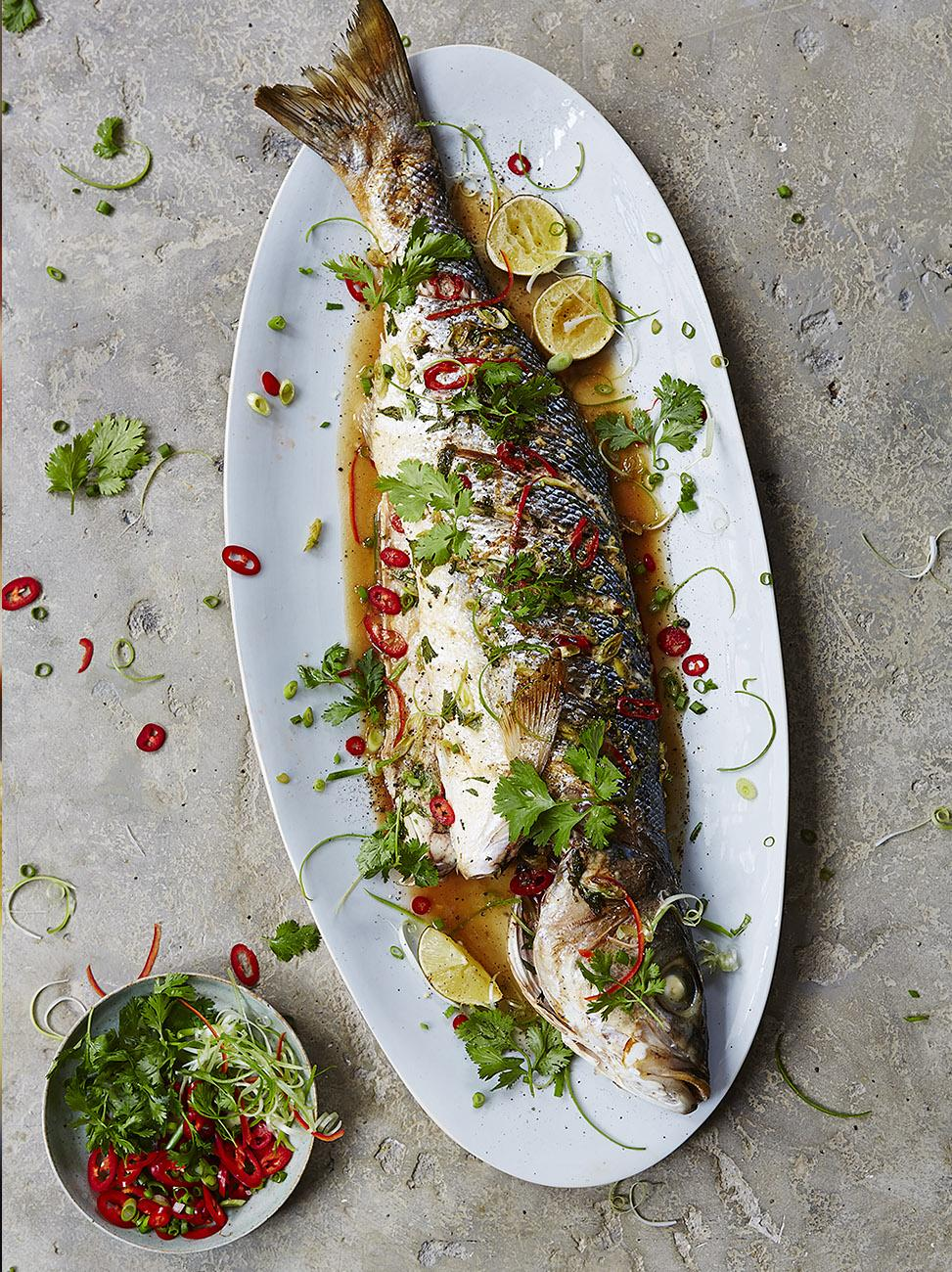 Healthy Fish Recipes Galleries Jamie Oliver