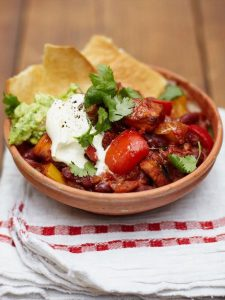 Veggie chilli