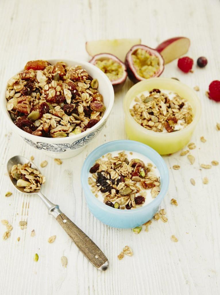 Jools' gorgeous granola