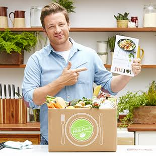 Delicious Jamie recipes & fresh ingredients from HelloFresh