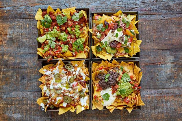 How To Make Nachos 4 Ways Features Jamie Oliver
