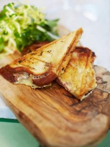 Anglo-French toastie