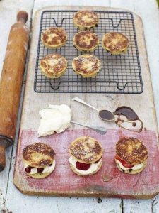 Wonderful Welsh cakes