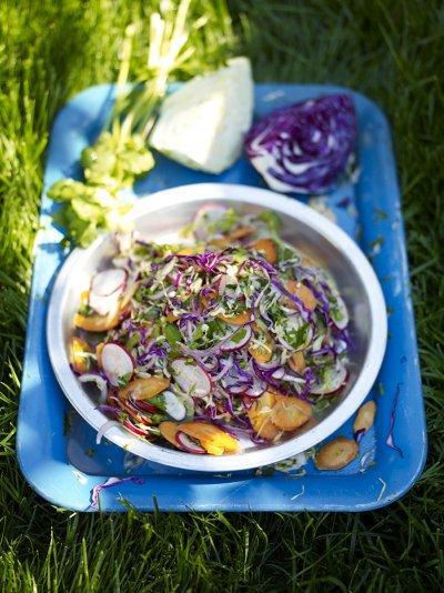 Mexican street salad