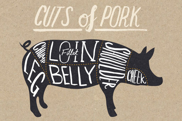 The ultimate guide to pork cuts | Feature | Jamie Oliver