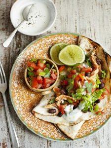 Mexican chicken chilli