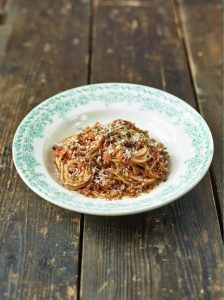 Vegetable spag Bol