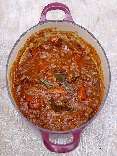 Beef & ale stew