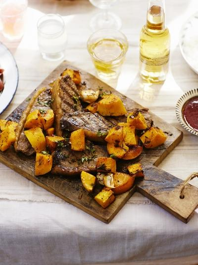 Grilled picanha