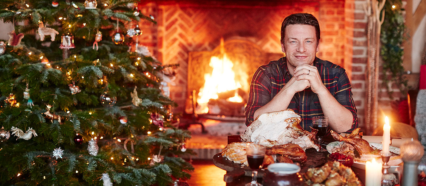 Christmas Jamie Oliver