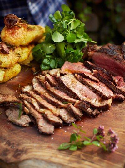 Steak Beilagen Jamie Oliver