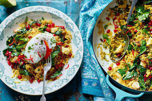 Recipes For A Vegetarian Christmas Features Jamie Oliver