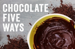 5 things to do with… chocolate