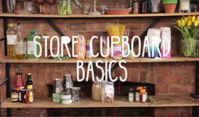 How to stock your storecupboard