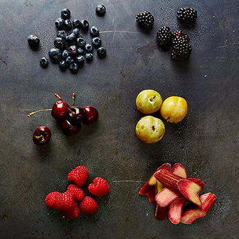 Beautiful British fruits (and how to cook with them)