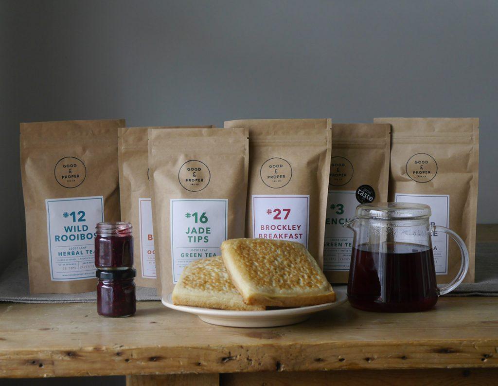 Good & Proper tea competition giveaway