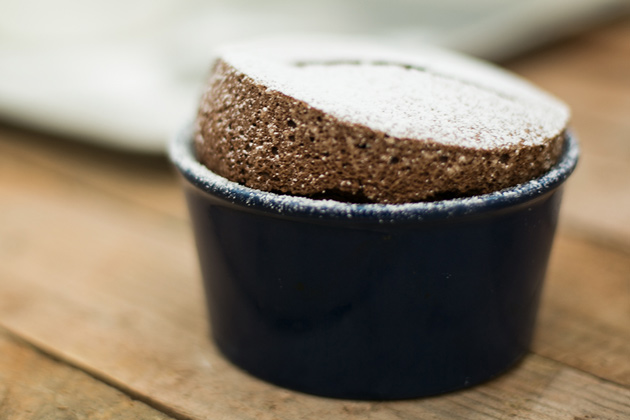 Perfect Chocolate Souffle