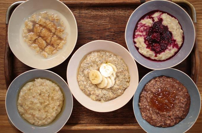 How to Make Perfect Porridge – 5 Ways
