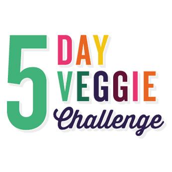 Join Jamie on his 5-day Veggie Challenge