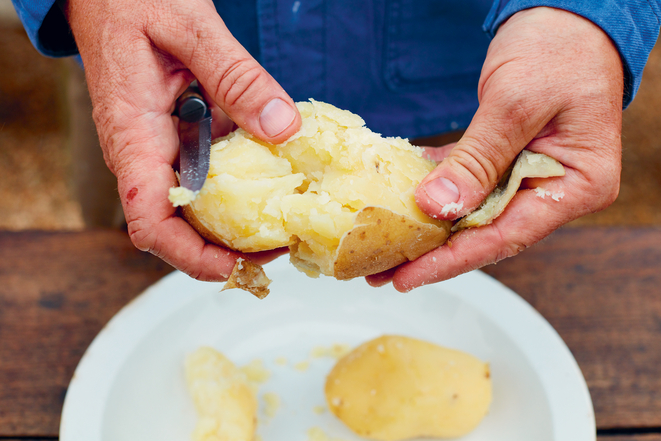 How To Make Eggless Gnocchi Features Jamie Oliver