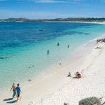 beachfront views in Western Australia