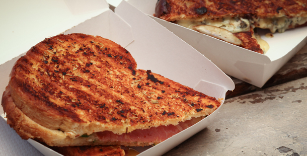 The gourmet toasted sandwich | Jamie Oliver