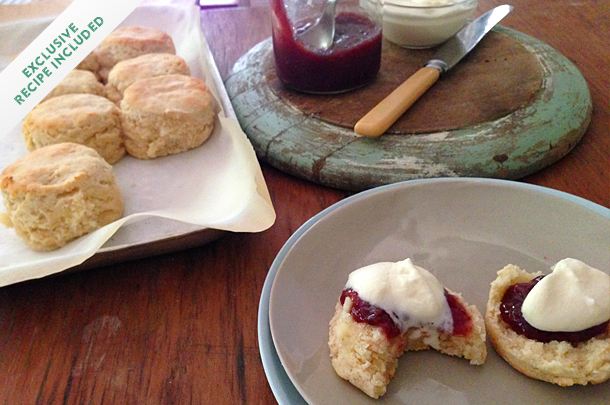 Simple and delicious gluten-free scones - Jamie Oliver | Features