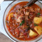 chicken daube