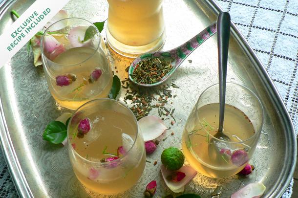 iced tea with alcohol added