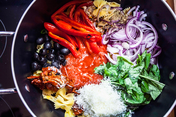 one-pot wonders recipes