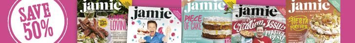 Jamie Magazine banner