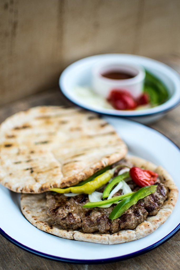 bosnian burger