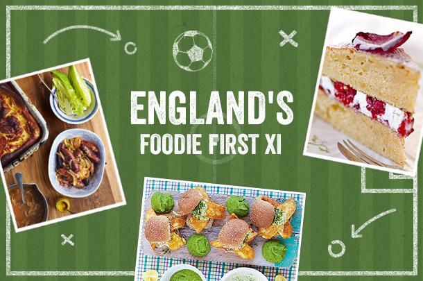 foodie XI england