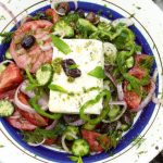 greek salad header