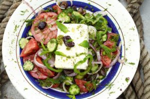 Greece: healthiest diet in the world?